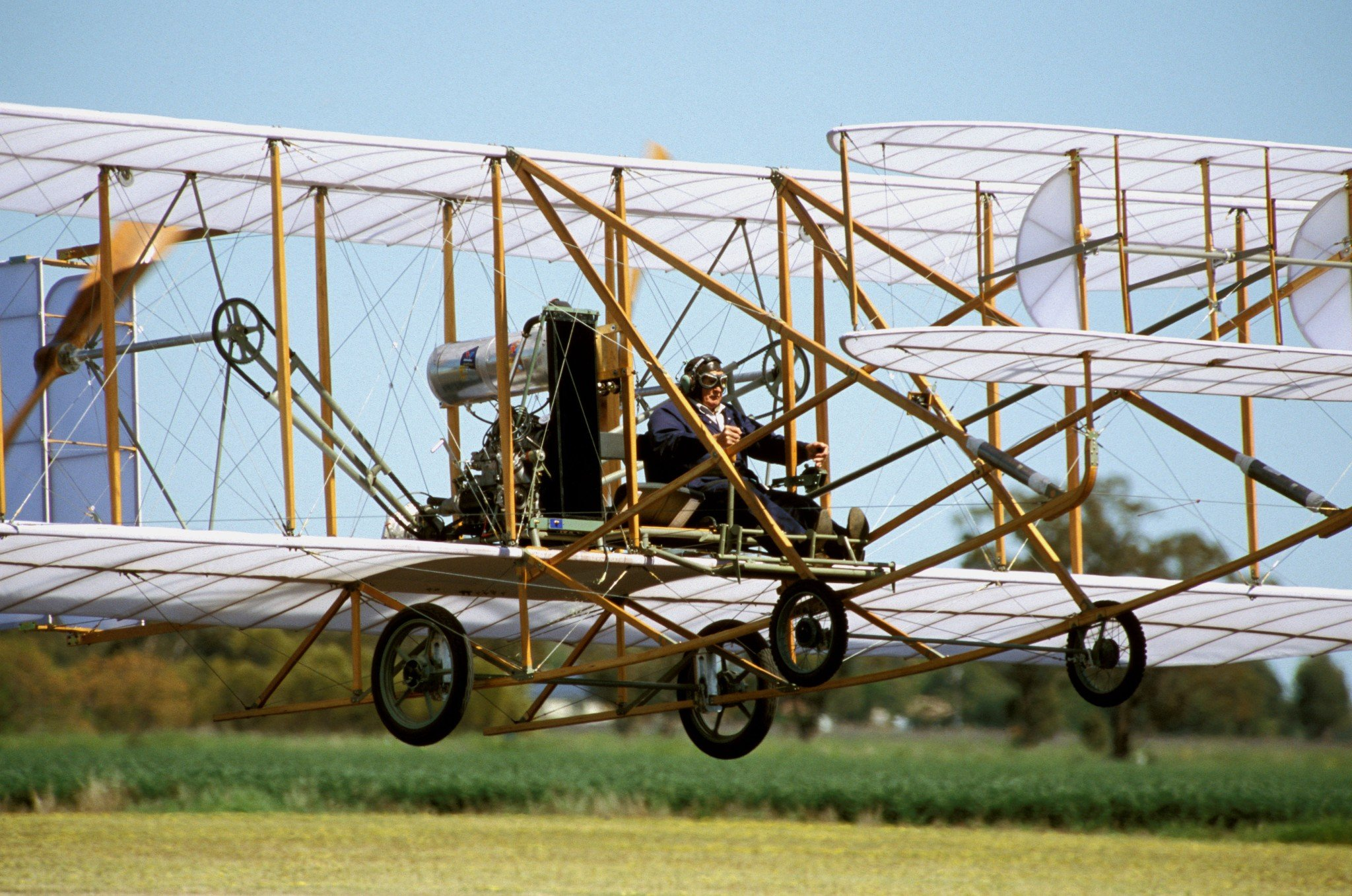 Narromine Robyn Ryan - Wright Flyer (1)